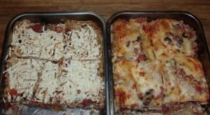 Gluten Free Lasagne 2 Ways