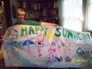 Happy Summer Banner 2013