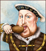 henry viii_eating turkey leg