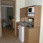 Hotel Room Kitchenette