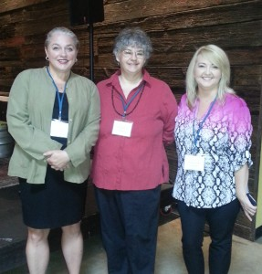 Virginia Willis, Christy Seelye-King, Angie Dudley
