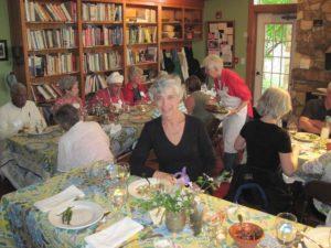 Carla Owen Folk School Cooking Artist in Residence