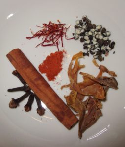 Herbs in Cooking Spices for a Sweet Blend