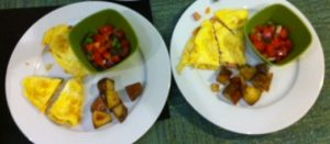 Omelets for Two