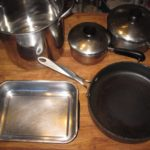 Pots and Pans for Two