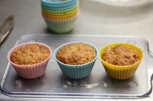Muffins are the results of tasty chemical reactions!
