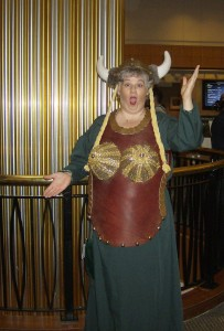 Brunhilde at the Hyatt, Dragon Con 2010