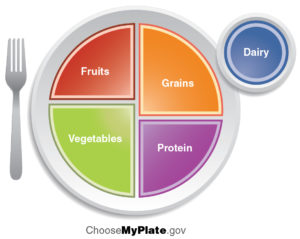 My Plate from ChooseMyPlate.gov